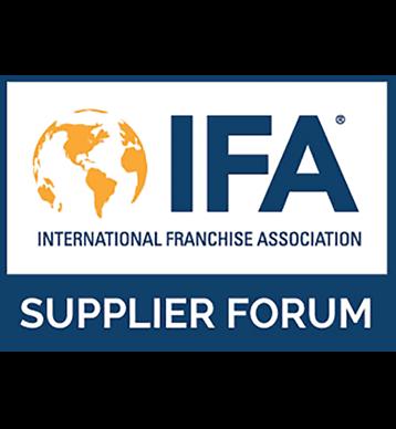 IFA International Franchise Association Supplier Forum Logo