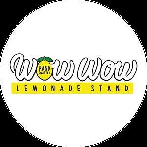 Wow Wow Lemonade Stand logo
