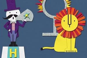 Hot Dish circus animation