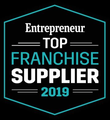 Entrepreneur Top Franchise Supplier 2019 Logo