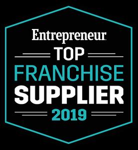 Entrepreneur Top Franchise Supplier 2019