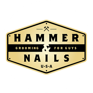 Hammer and Nails logo